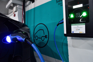 Endesa will manage the charging of electric vehicles in Saba and Bamsa car parks